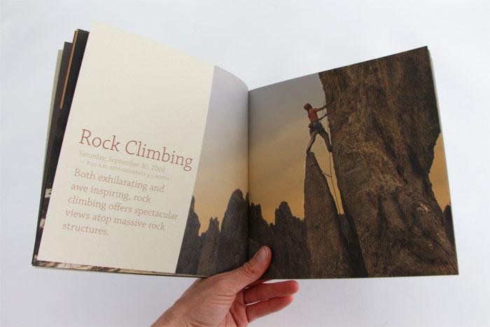 Buffalo Roundup Invite - Rock Climbing spread