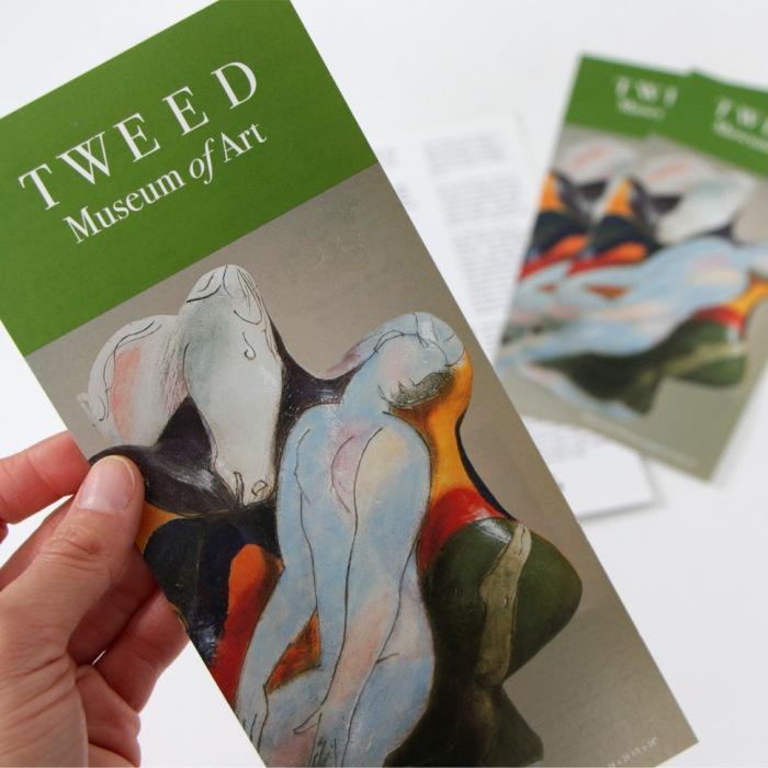 Tweed Museum of Art Brochure